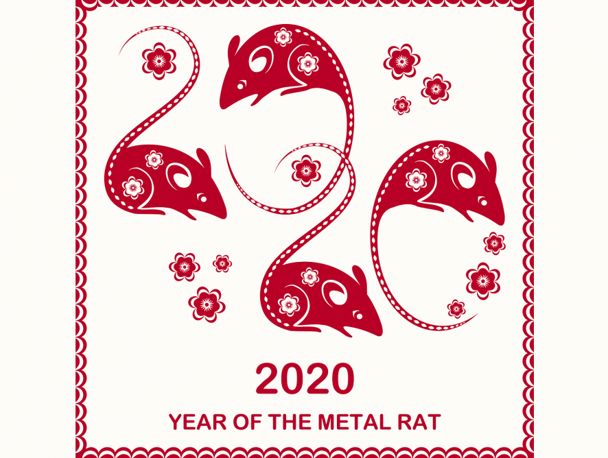 2020 year of the metal rat
