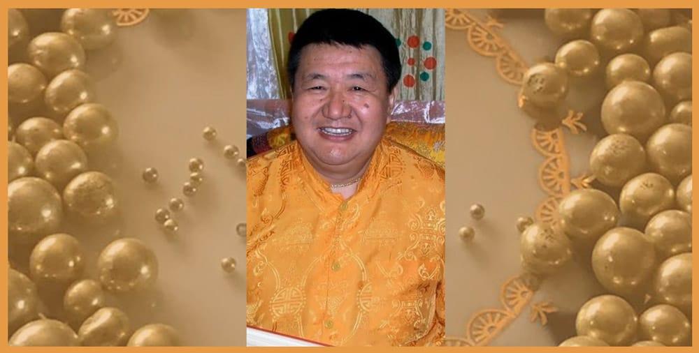 Kyabjé Dungse Shenphen Dawa Norbu Rimpoché
