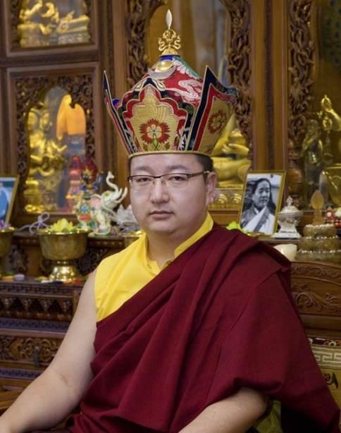 Kyabjé Dudjom Rinpoche, Sangye Pema Shepa (1990)