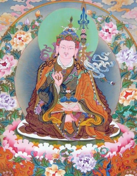 Guru Padmasambhava (s. VIII)