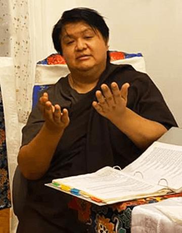 Namgay Dawa Rimpoche