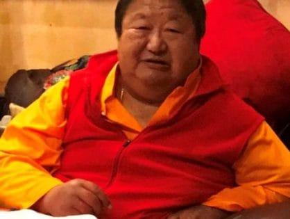 Kyabjé Dungse Shenphen Dawa Norbu Rimpoché (1950-2018)