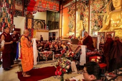 Wangs and lungs from Kyabjé Shechen Rabjam Rinpoche