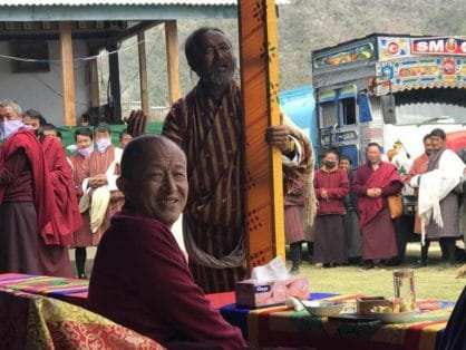Wangs and lungs from Dzongsar Khyentse Rinpoche