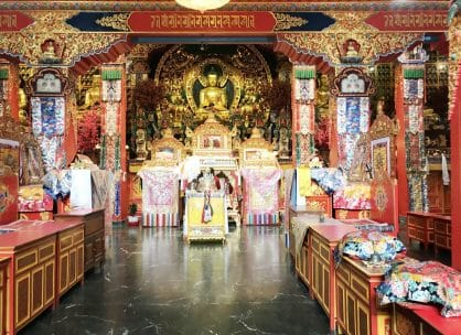 4th Dudjom Krodhikali Maha Ganachakra Puja