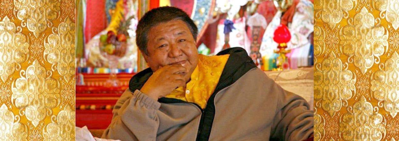 Mahaparinirvana anniversary of Kyabje Dungse Shenphen Dawa Norbu Rinpoche
