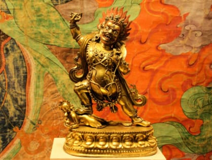 Translation of daily practice of Vajrapani